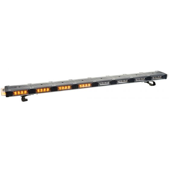 911 Signal Lurker LED varsellysbjelke 148cm sort