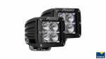 RIGID D-SERIE PRO FLOOD SETT LED ARBEIDSLYS
