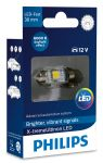 PHILIPS LED 10X43 6000K 12V 1W